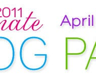It's Coming… The Ultimate Blog Party 2011