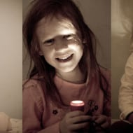 Got a flashlight??? Kids can make a game…