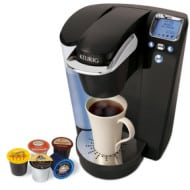 The Keurig Platinum Brewer Giveaway