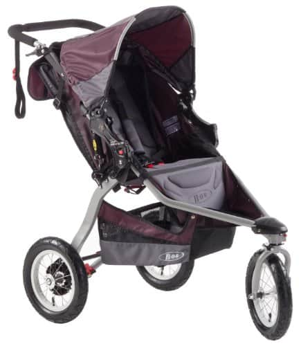 BOB Revolution CE Single Stroller Plum