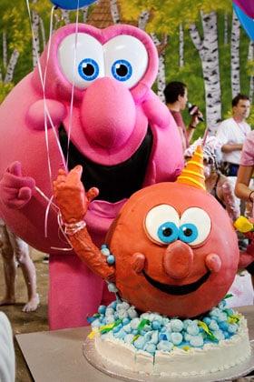 Mr. Bubble 50th Birthday Bash