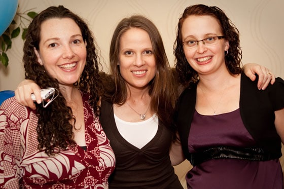 TypeACon - Angela England, Janice Croze, Erica Mueller - by Josh Becker
