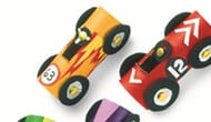 Summer Craft or Birthday Party Fun with Cars 2