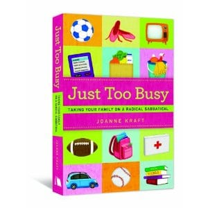 Just Too Busy – Book Review