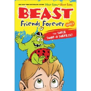 Beast Friends Forever: The Super Swap-O Surprise, Review and Giveaway