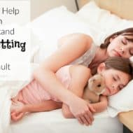 How To Help Children Understand Bedwetting Is Not Their Fault