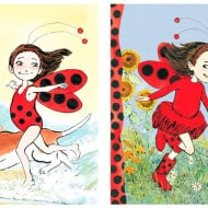 Ladybug Girl, Review and Giveaway