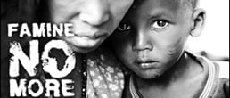 Sharing God's Blessings – Famine No More