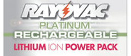 Rayovac Rechargeable Powerpack