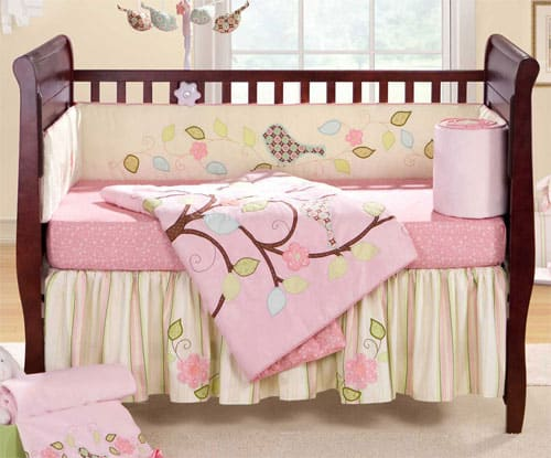 Baby bedding zone giveaway Baby girl bedding