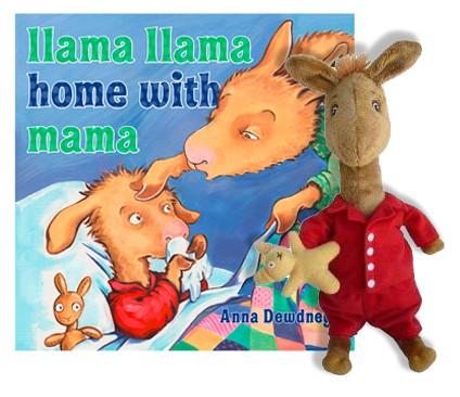 Llama Llama Home with Mama, Book review and Giveaway