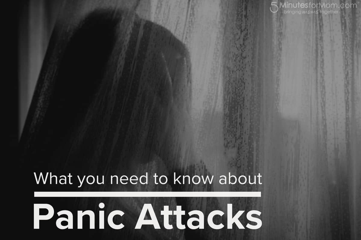 Anxiety - What you need to know about Panic Attacks