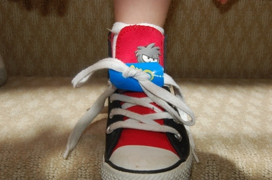Teach your child how to tie shoes with loopez fast easy and fun while ccuart Image collections