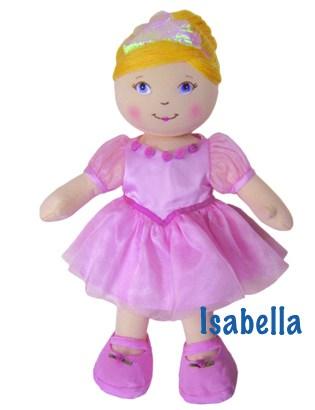 Butterflies Doll Isabella from Cracker Barrel
