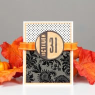 Halloween Cricut Craft Tutorial