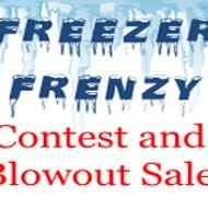 Freezer Frenzy Contest from Savingdinner.com
