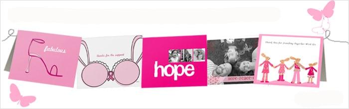 Snapfish pink cards PinkGives