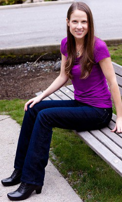 Janice in Skinny Jeans