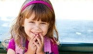 Wordless Wednesday – Sophia is Four!