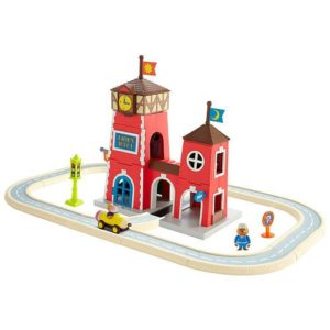 Richard Scarry's Busytown Town Hall Deluxe Set