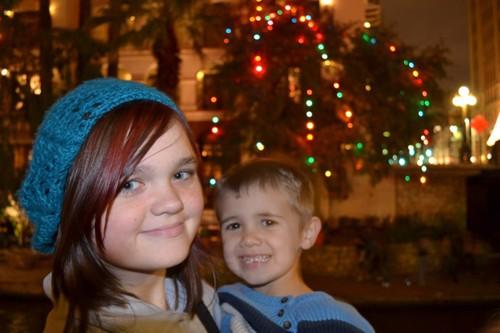 Christmas lights by Dwan