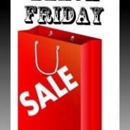 Midnight Black Friday Shopping