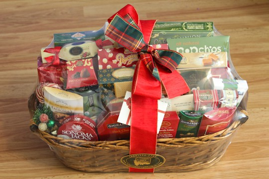 The Festive Gourmet - Wine Country Gift Baskets
