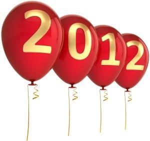 2012 Balloons