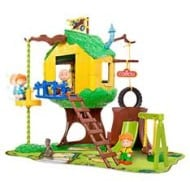 Caillou Playsets, Review and Giveaway