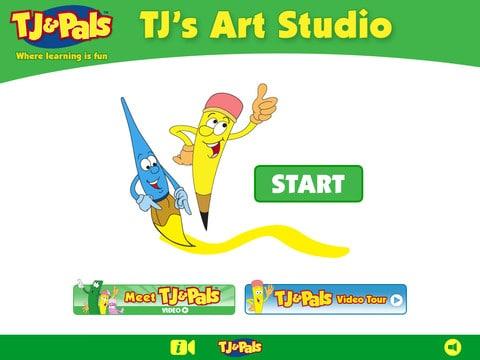 TJ's Art Studio App FREE!