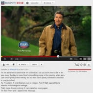 "Rick Perry's ""Strong"" YouTube Video — An Epic Social Media Fail"