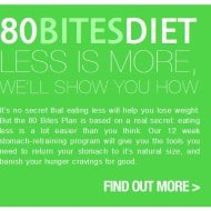 Retrain Your Eating Habits With 80 Bites