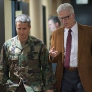 Dermot Mulroney and Ted Danson — Good Guy/Bad Guy in Big Miracle