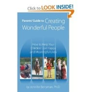 Parents' Guide to Creating Wonderful People {Book Review and Giveaway}