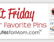 Pin It Friday – Link Up Your Favorite Pins