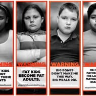 #Ashamed — Bloggers Fight Back Against Georgia's Fat-Shaming Ad Campaign