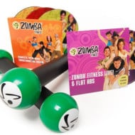 Yahoo! Shine Get It Guide- Fitness Review and  Zumba Giveaway