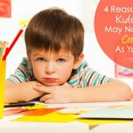 4 Reasons Your Kids' Crafts May Not Be As Creative As You Think