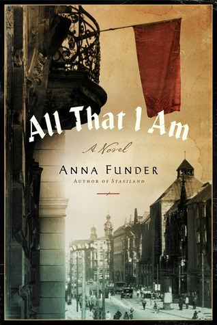 All That I Am {Review and Giveaway}