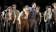 NEWSIES on Broadway – an Interview with Steve Fickinger