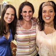 Wordless Wednesday — Blissdom Moment with Christine Young and Me Ra Koh