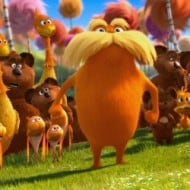 Danny DeVito and Betty White, Perfectly Suited for The Lorax