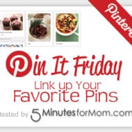 Pin It Friday – Share Your Favorite Pins