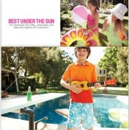 Land's End Swim Sale Event-25% off All Kids Swim Suits