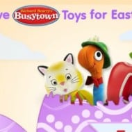 Richard Scarry's Busytown Easter Giveaway