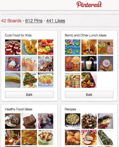 Pinterest Food Ideas