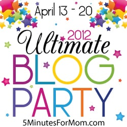 Ultimate Blog Party 2012