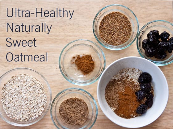 Ultra-Healthy Oatmeal