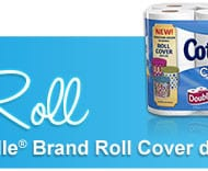 Cottonelle Toilet Paper Cover – Not Your Grandma's Bathroom
