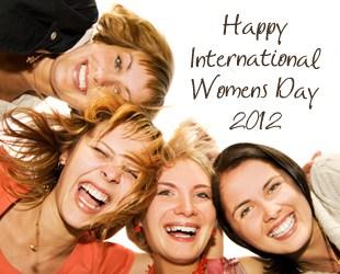 Celebrate Women on International Women's Day